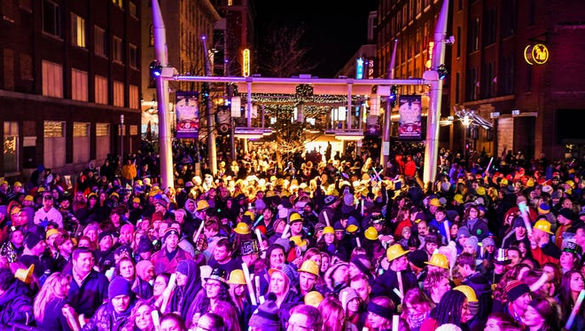 Downtown Indy, Inc.'s 4th Annual New Year's Eve Celebration presented by The Indiana Union Construction Industry promises to be the best party in the city. The celebration takes place on Georgia Street, 9 p.m. – 12:30 a.m.