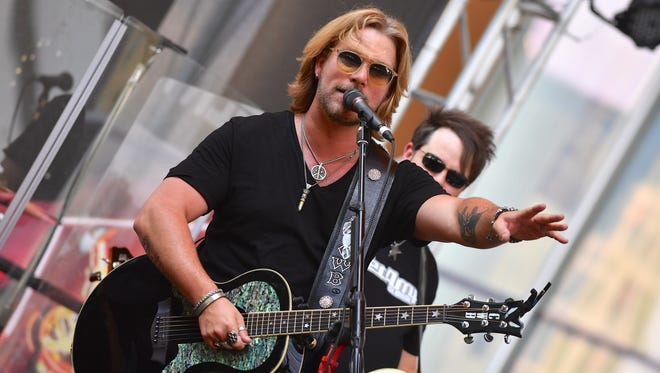 """Craig Wayne Boyd, winner of Season 7 of """"The Voice,"""" has postponed his Friday concert at the Weidner Center """"due to family obligations."""""""