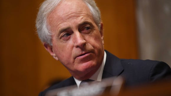 Washington, DC, USA;  Chairman Sen. Bob Corker, R-Ten.,