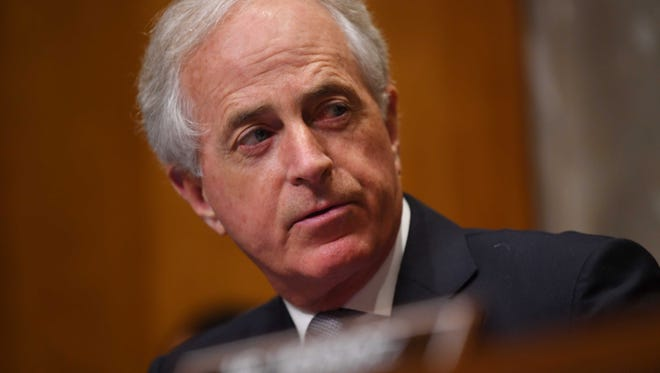 Sen. Bob Corker, R-Tenn., chairman of the Senate Foreign Relations Committee