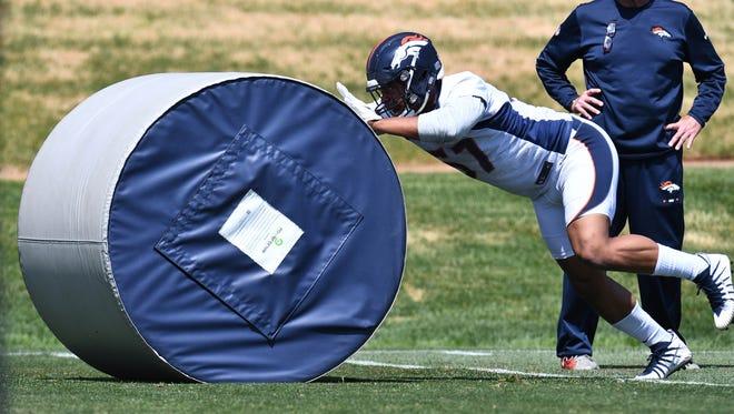 The Denver Broncos have started training camp.