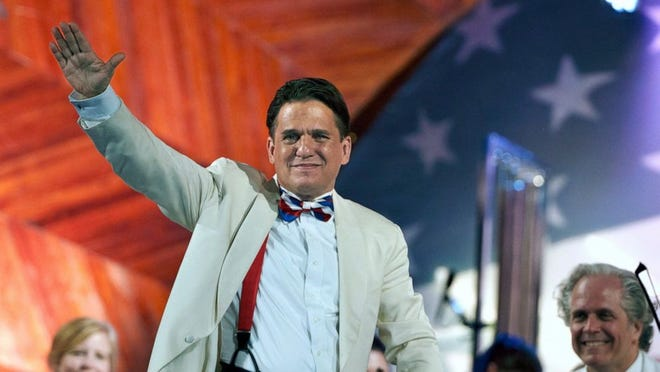 Keith Lockhart is marking 25 years as the conductor of the Boston Pops, performing virtually -- and free -- on Sunday, Aug. 9 for the 35th annual Citizens Bank Pops By the Sea concert.