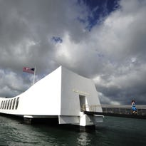 Nation reflects today on 1941 Pearl Harbor attack