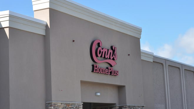 The retail chain Conn's opened its Alexandria location on Friday. A grand opening will be announced in the coming weeks.