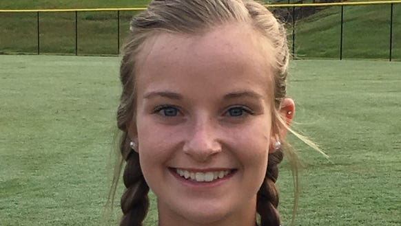 West Henderson senior Kristen Gass has committed to