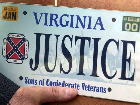 Confederate Flag Virg_Syed