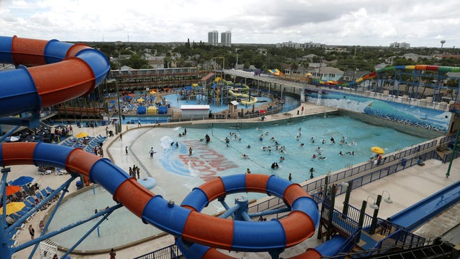 Daytona Lagoon will reopen its family entertainment center on Friday and plans to reopen its water attractions on June 12, the company announced.