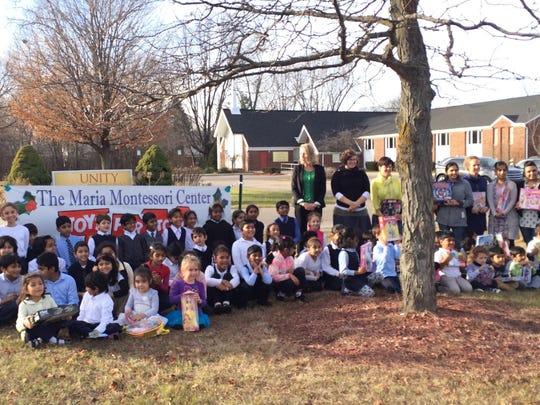 Maria Montessori in Farmington Hills was a drop-off