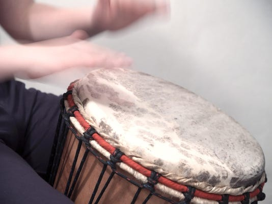 Drumming Classes at WMC
