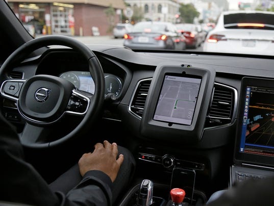 About driverless car in San Francisco on Dec 13, 2016