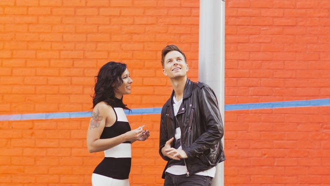 "The band Matt and Kim will headline the fourth annual FIT Homecoming Fest in November. Known for their indie rock, the band is touring in support of its latest album, ""New Glow."""