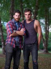 Lee Wilson and Hilmar Skagfield will go on the run in CBS' new television show 'Hunted.' The show follows nine teams of two in a real-life manhunt as they attempt to disappear as investigators combine state-of-the-art tracking methods with traditional tactics to pursue and catch them.
