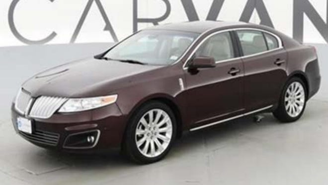 Milwaukee County Sheriff's officials released a witness description of the vehicle suspected in a road rage shooting incident on Interstate 43 on Sunday. The vehicle is described as a maroon, or possibly a darker red, newer modelLincoln MKS or MKZ four-door sedan, similar to one depicted here. The suspect vehicle has very dark tinted windows.