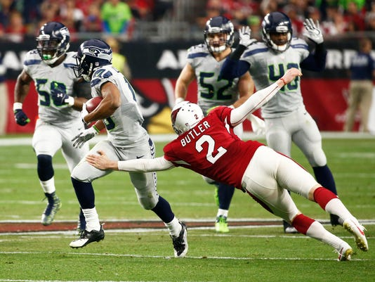Seahawks vs Cardinals 2016