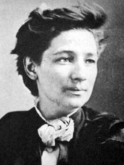Victoria California Claflin Woodhull ran for President of the United States in 1872.