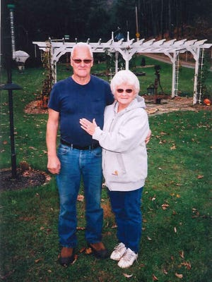 Carroll and Cathy Noel celebrated their 55th wedding anniversary.