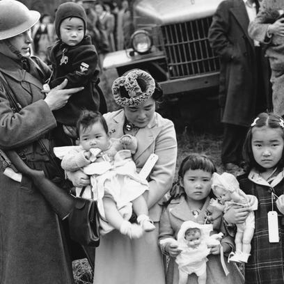 Executive order that incarcerated Japanese Americans is 75