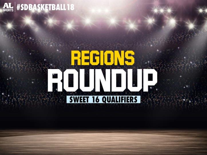 #SDBasketball18: Regions Roundup (Second Round)