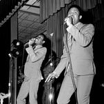 """Sam & Dave of Memphis generate such soul, including with their Grammy-nominated """"I Thank You,"""" that the Grammy Awards show audience in Nashville gave the duo a standing ovation March 12, 1969."""