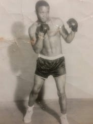 Braxton first began boxing at age 13. He boxed through