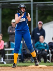 Senior pitcher Emma Kelliher has been one of the keys to the Northern Lebanon softball team's march to the postseason.