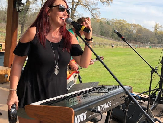 NELA celebrated music, wine, friends and family at
