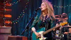 "Meryl Streep in a scene from the motion picture ""Ricki"