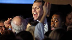 Conor Lamb, the winner of of the March 13 special election