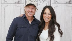 """Chip Gaines and Joanna Gaines co-hosted Fixer Upper"""""""