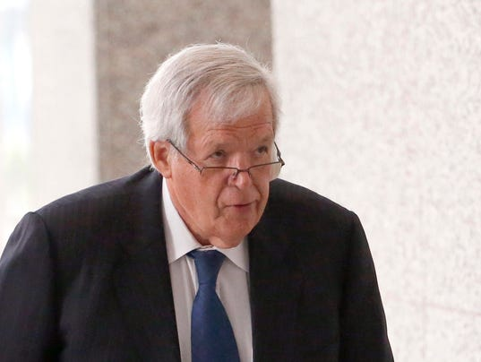 Dennis Hastert, Thomas C. Green