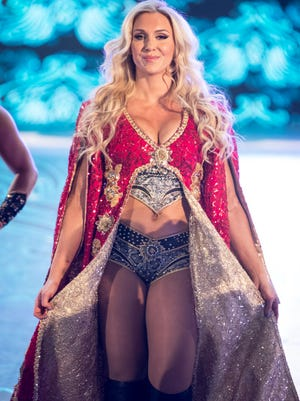 Wrestler Charlotte Flair joins our Fan Theory podcast.