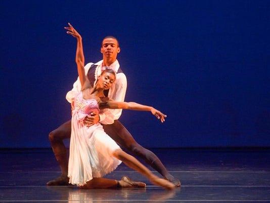 ballet dancers 8x10