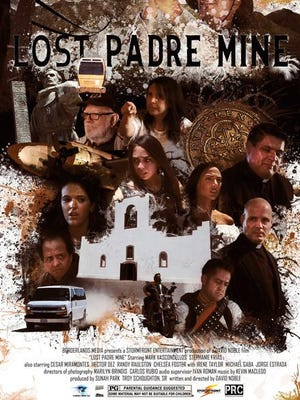 Lost Padre Mine movie poster