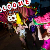 33 drug-related arrests at 2nd day of carnival in Las Vegas