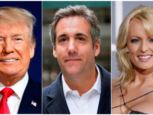 Michael Cohen to take the Fifth in Stormy Daniels case