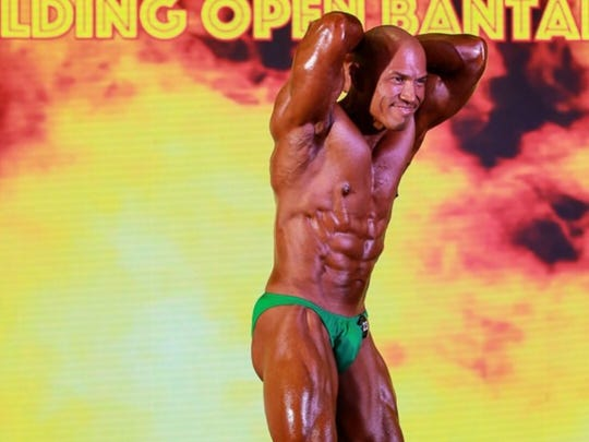 Kevin Leon Guerrero competed in the 2017 Shawn Ray Hawaiian Classic and placed 1st in the Classic Physique category class A and the Bodybuilding Bantamweight back on Nov. 4, 2017.