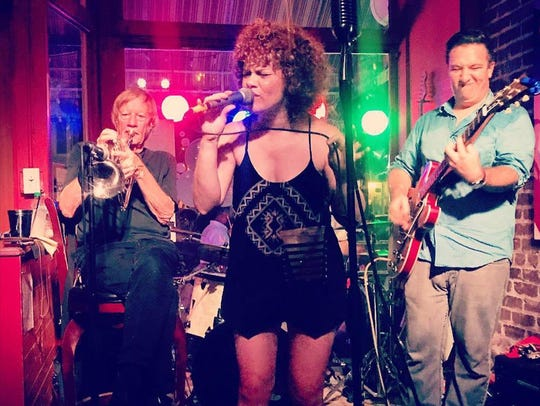 Garnet & Soul lights up the night from 7 to 10 p.m.