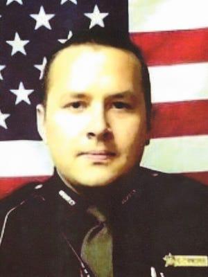 Pike County Sheriff Deputy Eric Zirneskie