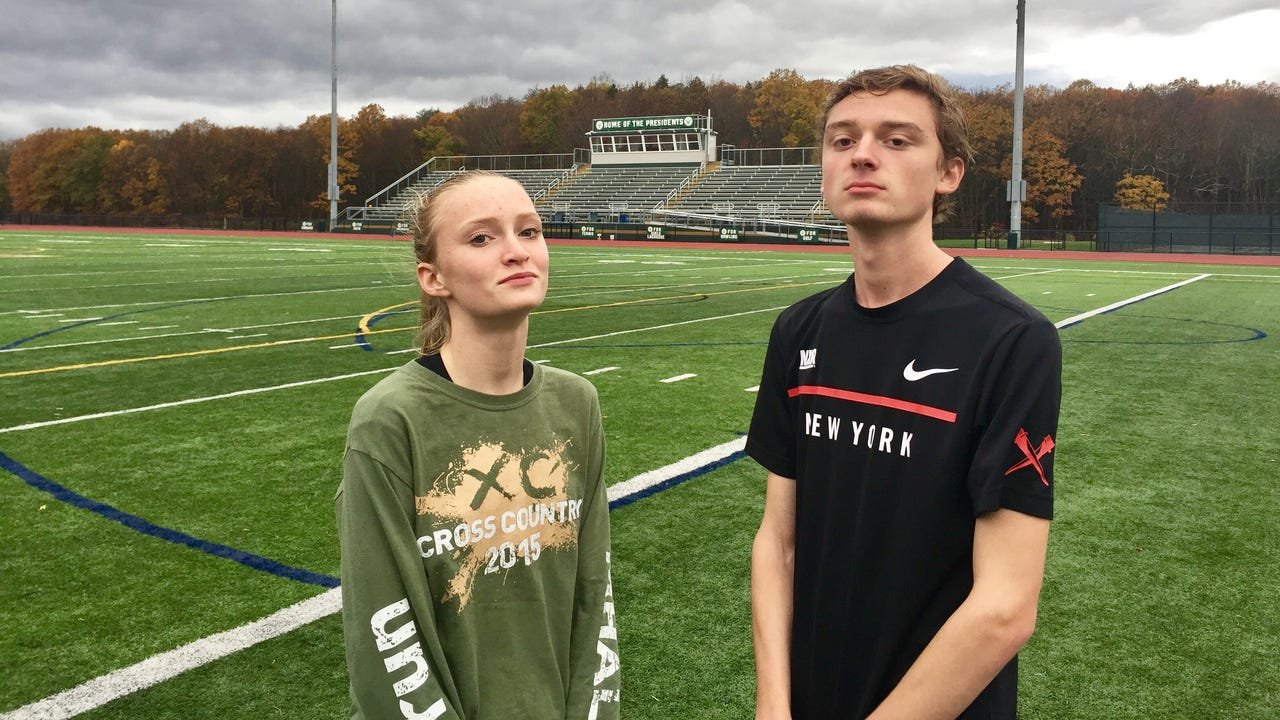 Roosevelt cross country runners Liam Farrell and Sarah Trainor discuss making program history, prep work for the state tournament, and meals for runners.