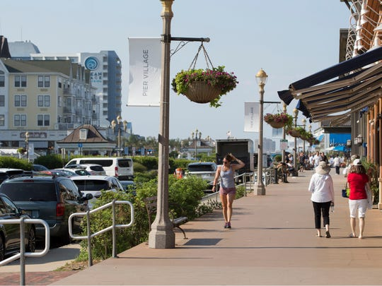 Long Branch offers a beach, boardwalk, shopping, and entertainment for those who live or visit the city. Long Branch, NJThursday, July 12, 2018@Hood73