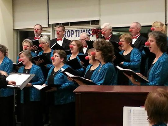 Kitsap community choral group the Puget Soundsters perform the 64th edition of their Christmas concert at 3 p.m. Dec. 18 at Summit Avenue Presbyterian Church, 403 Summit Ave. in Bremerton. Refreshments will be served; admission is free, but donations are encouraged. Information: 360-871-3260.