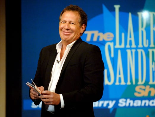 Garry Shandling during the 2006 U.S. Comedy Arts Festival