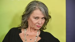 Roseanne Barr in April in Pasadena, Calif.