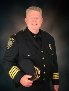 Former Iowa City Police Chief Sam Hargadine