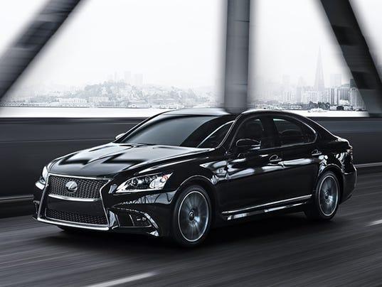 Ls Lexus