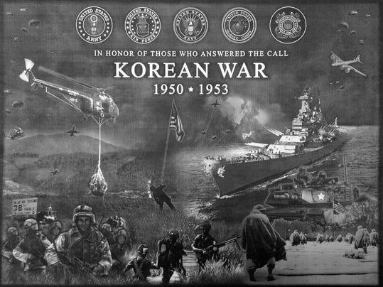CGO 0404 KOREAN MEMORIAL