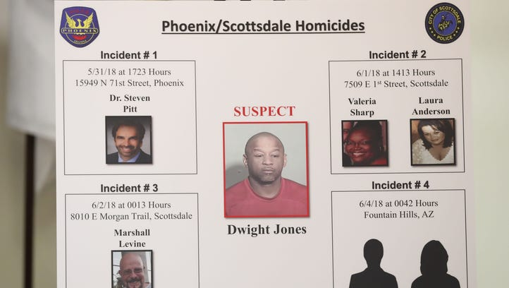 Scottsdale shooting suspect left divorce full of discord, YouTube channel full of grudges