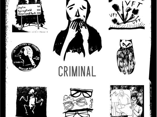 The Criminal podcast