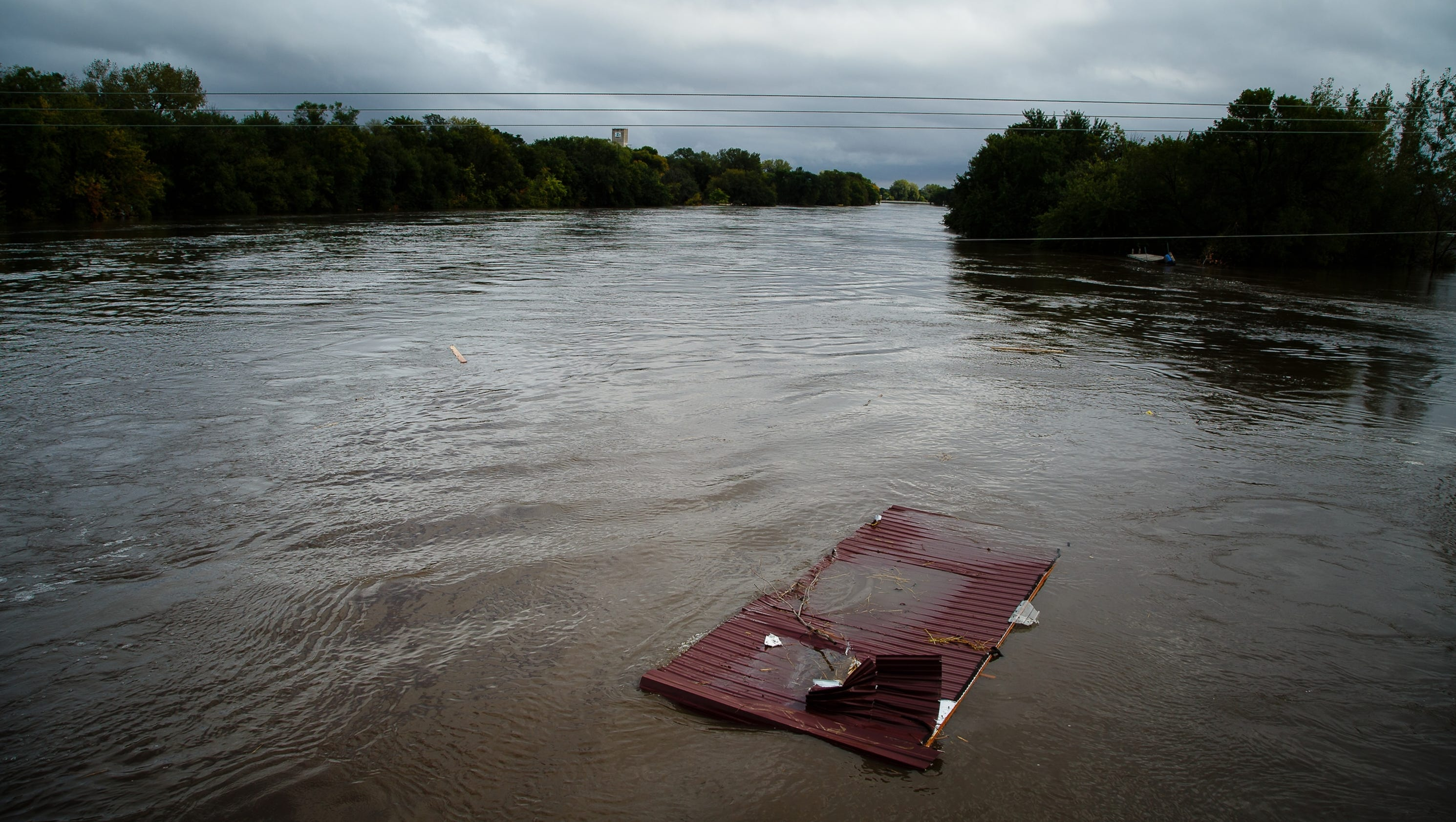 Flooding turns deadly in Wisconsin