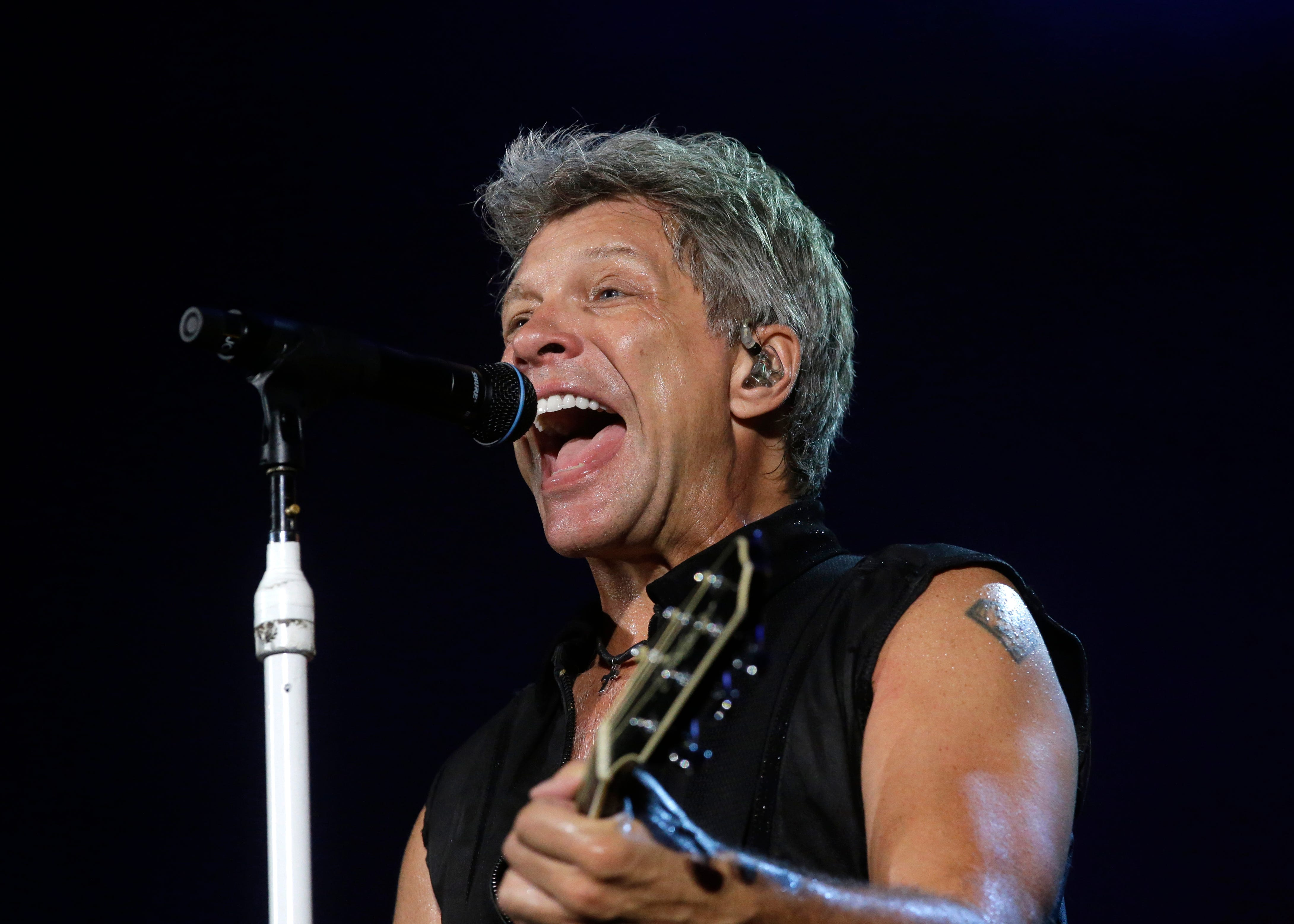 Watch Jon Bon Jovi Surprise Fan Who Is Fighting Stage 4 Cancer forecasting